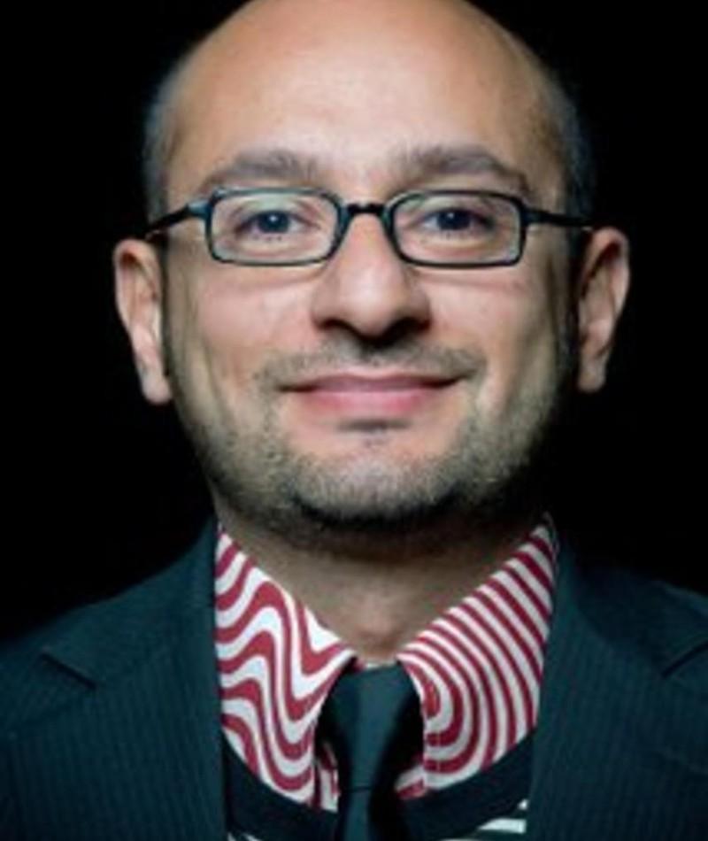 Photo of Arash T. Riahi