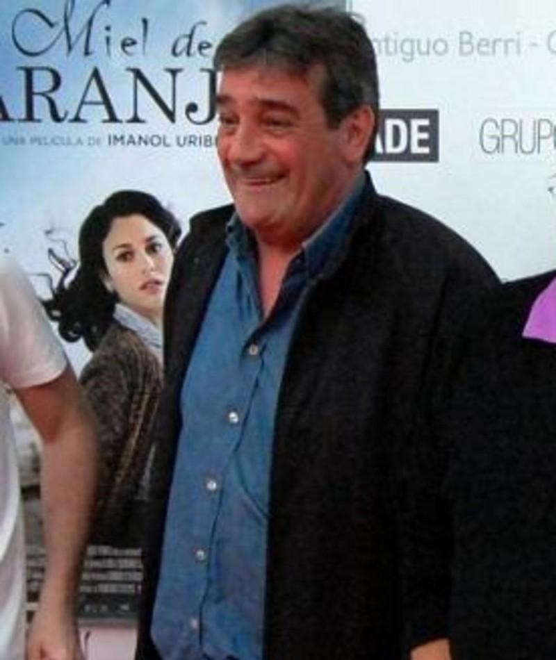 Photo of Gonzalo F. Berridi