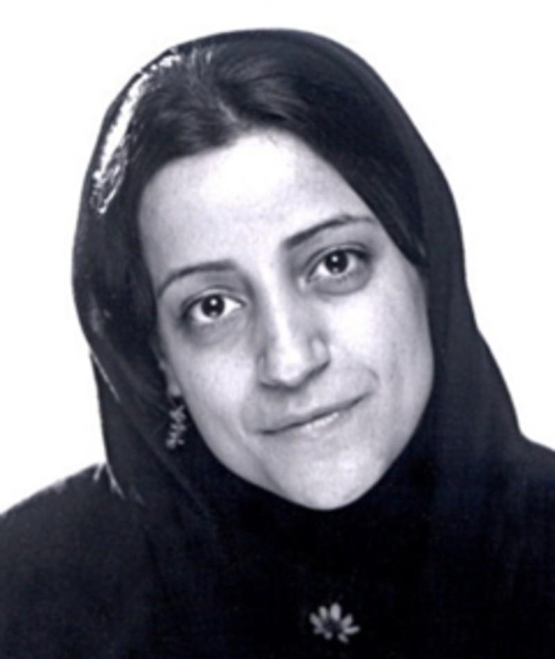 Photo of Marzieh Makhmalbaf