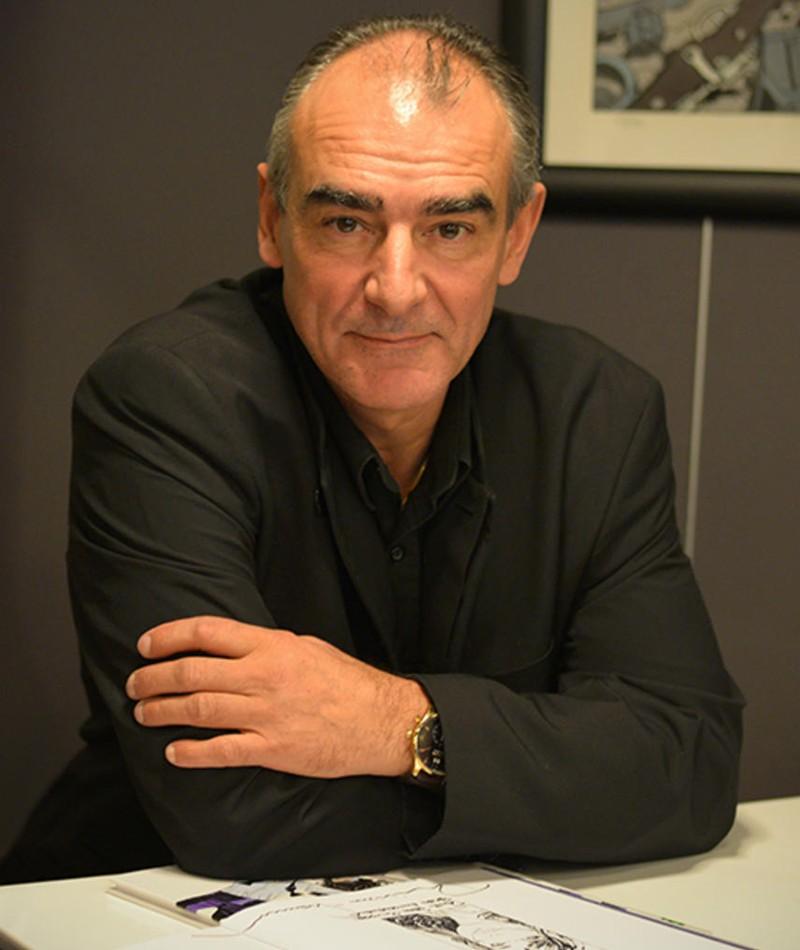Photo of Philippe Francq