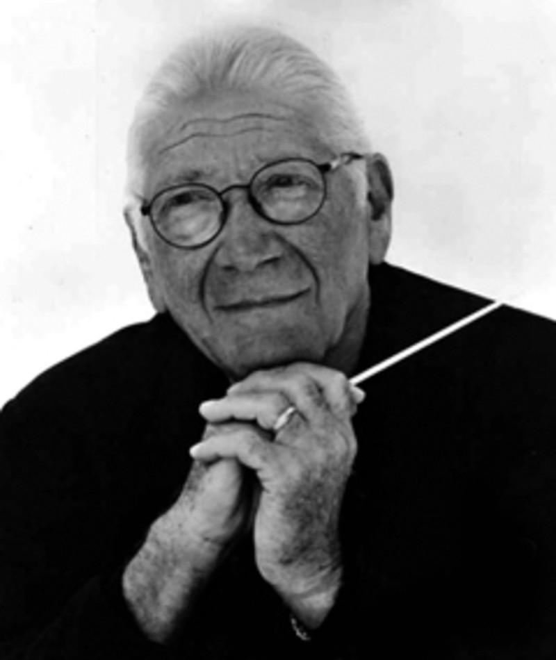 Photo of Jerry Goldsmith