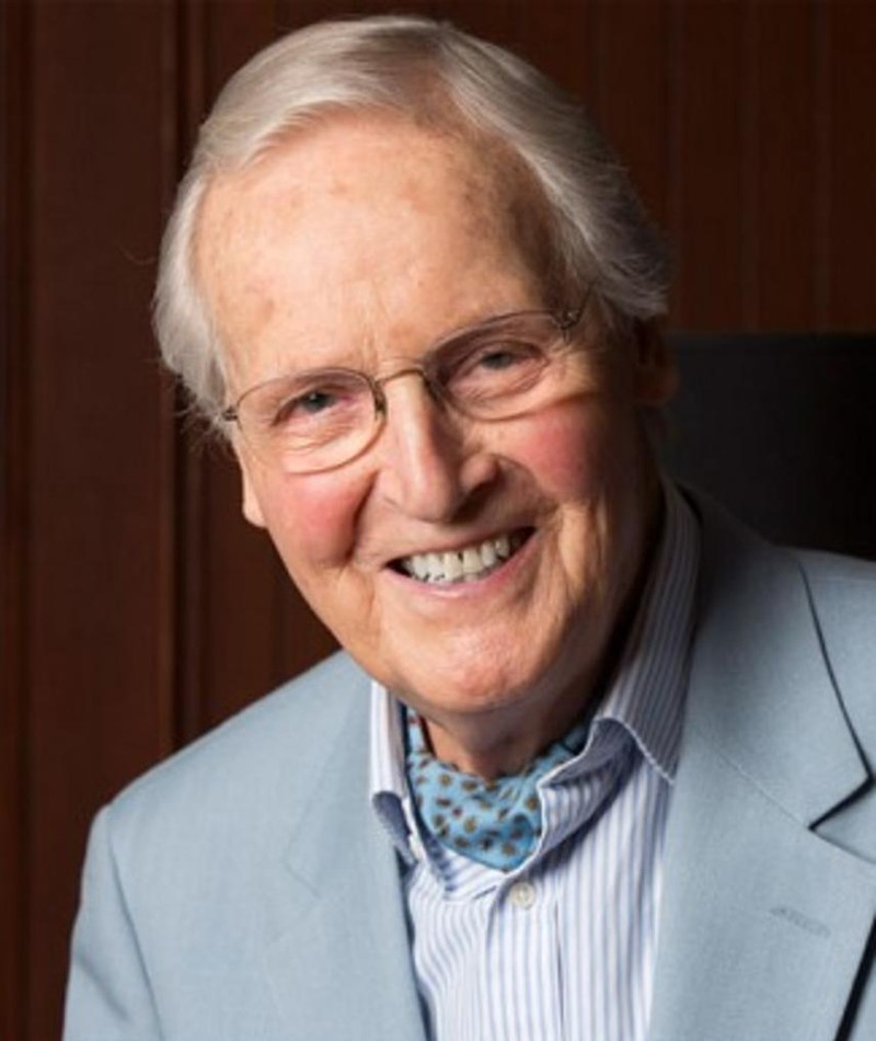 Photo of Nicholas Parsons
