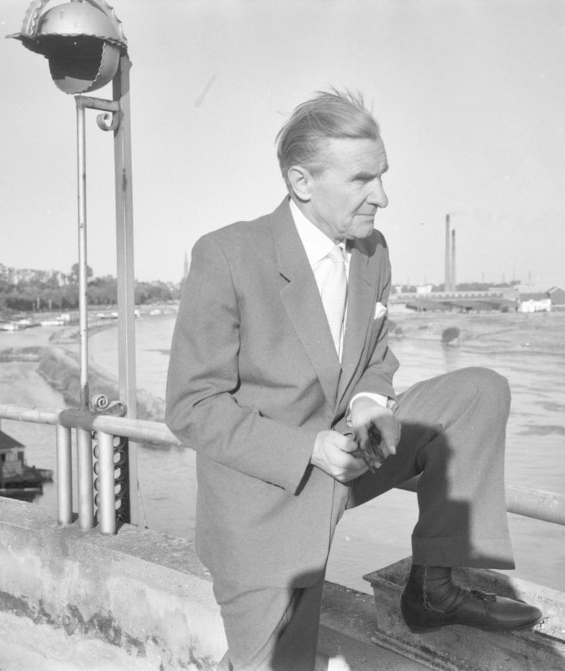 Photo of Frank Wisbar