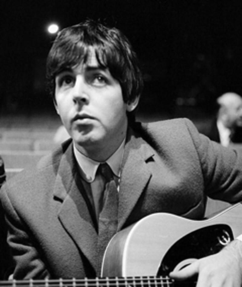 Paul McCartney fotoğrafı