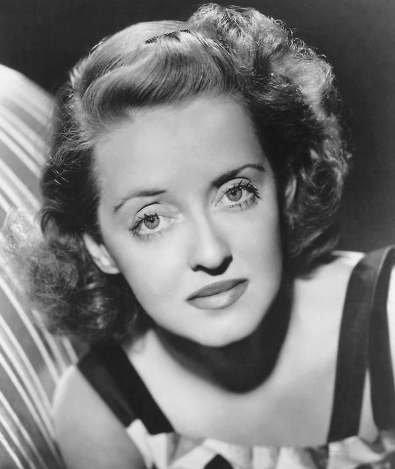 Photo of Bette Davis