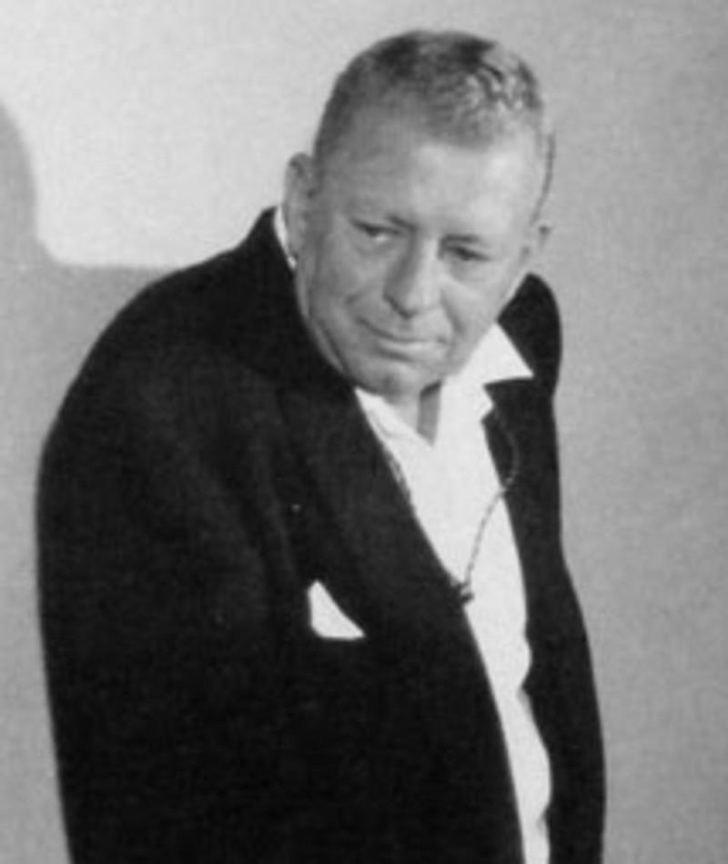 Photo of William C. Mellor