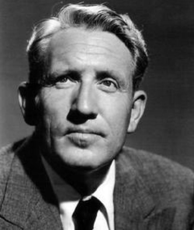 Photo of Spencer Tracy