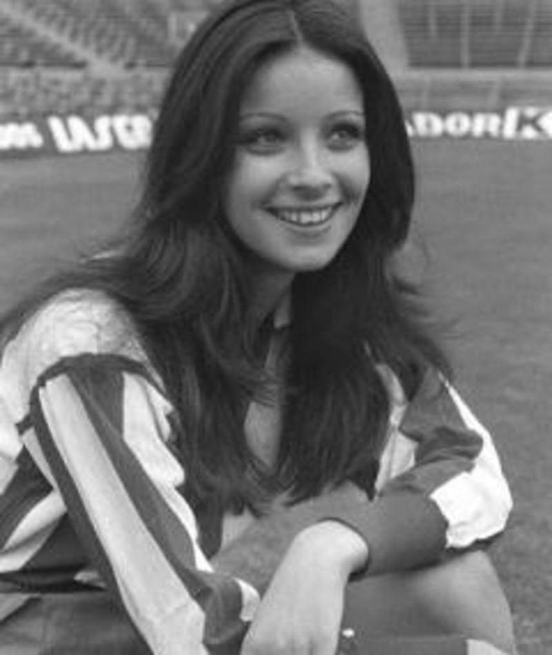 Photo of Amparo Muñoz
