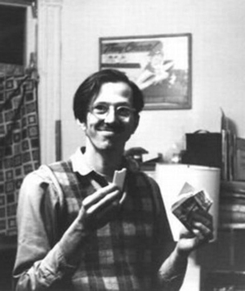 Photo of Robert Crumb