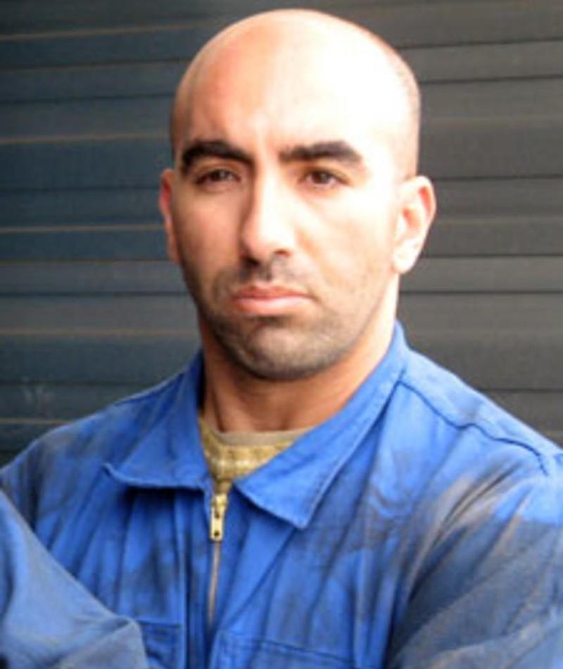 Photo of Salim Ameur-Zaïmeche