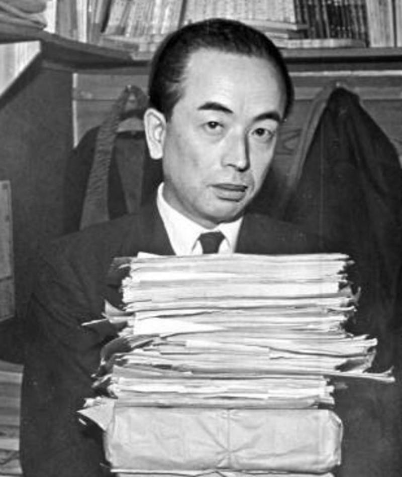 Photo of Jumpei Gomikawa