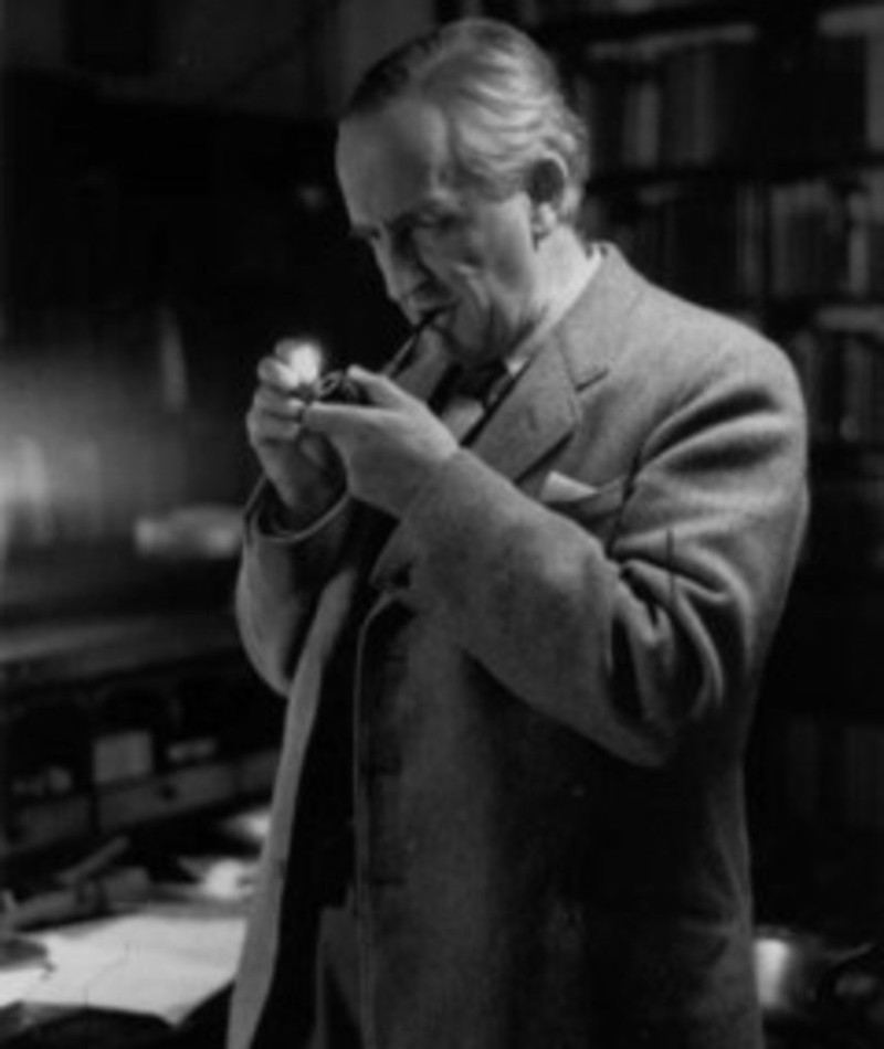 Photo of J.R.R. Tolkien
