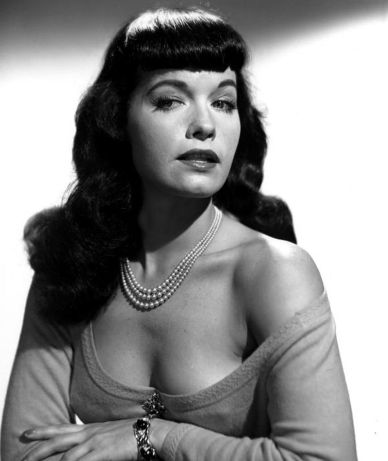 Photo of Bettie Page