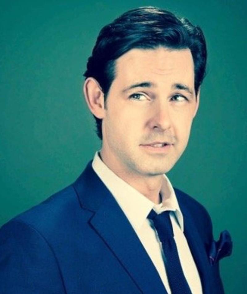 Photo of Matthew Edison
