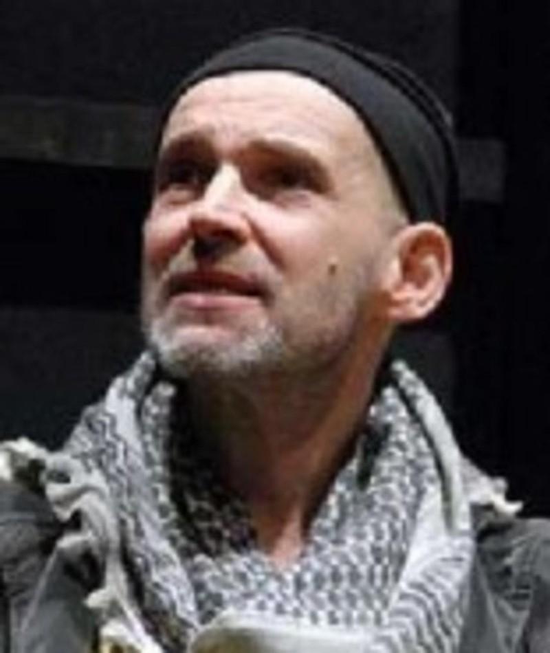 Photo of Sándor Zsótér