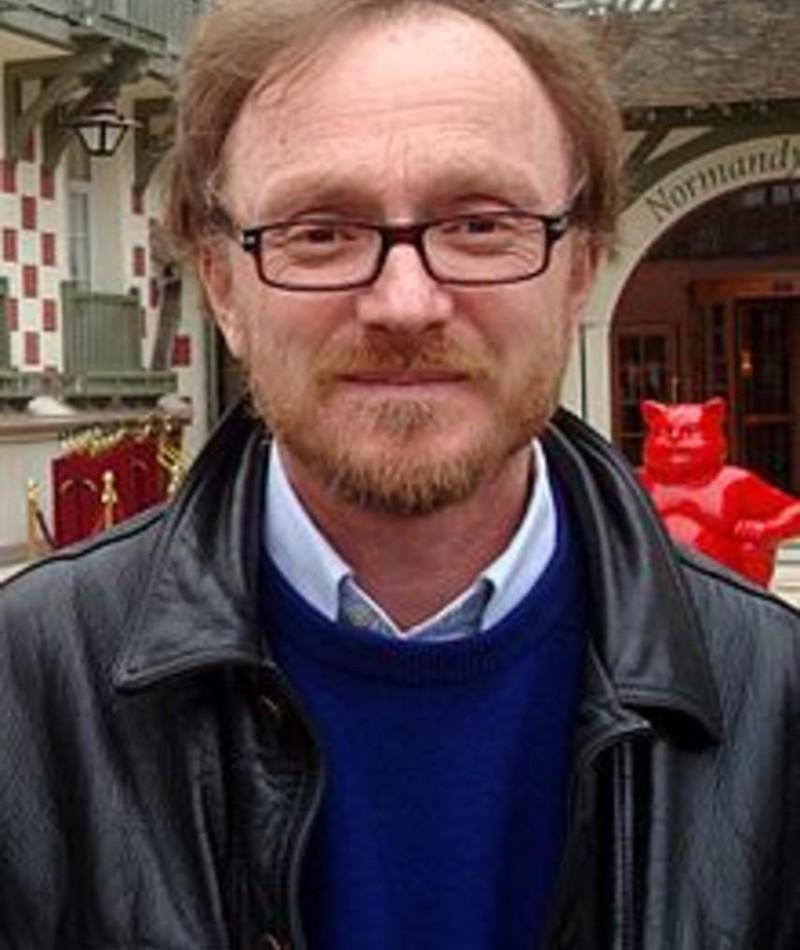 Photo of Frédéric Schoendoerffer