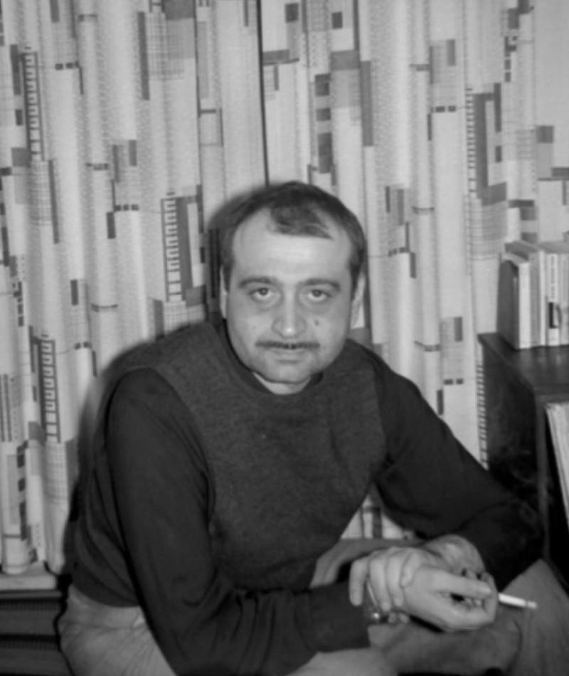 İlhan Mimaroğlu fotoğrafı