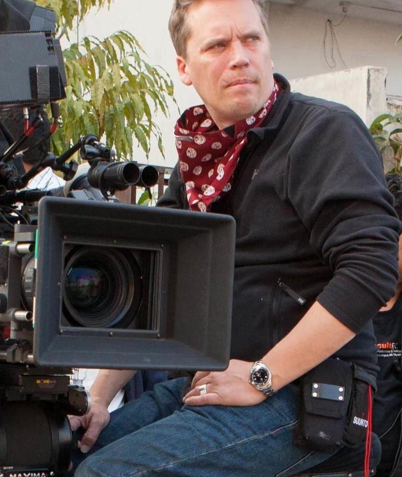 Photo of Ben Smithard