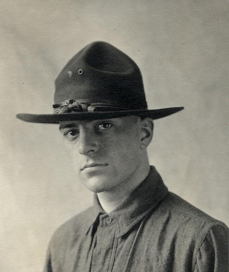 Photo of Oliver H.P. Garrett
