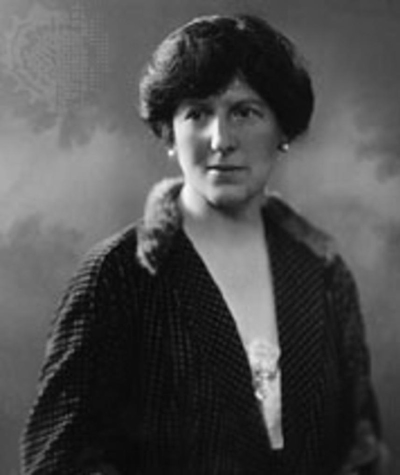 Photo of Alice D.G. Miller