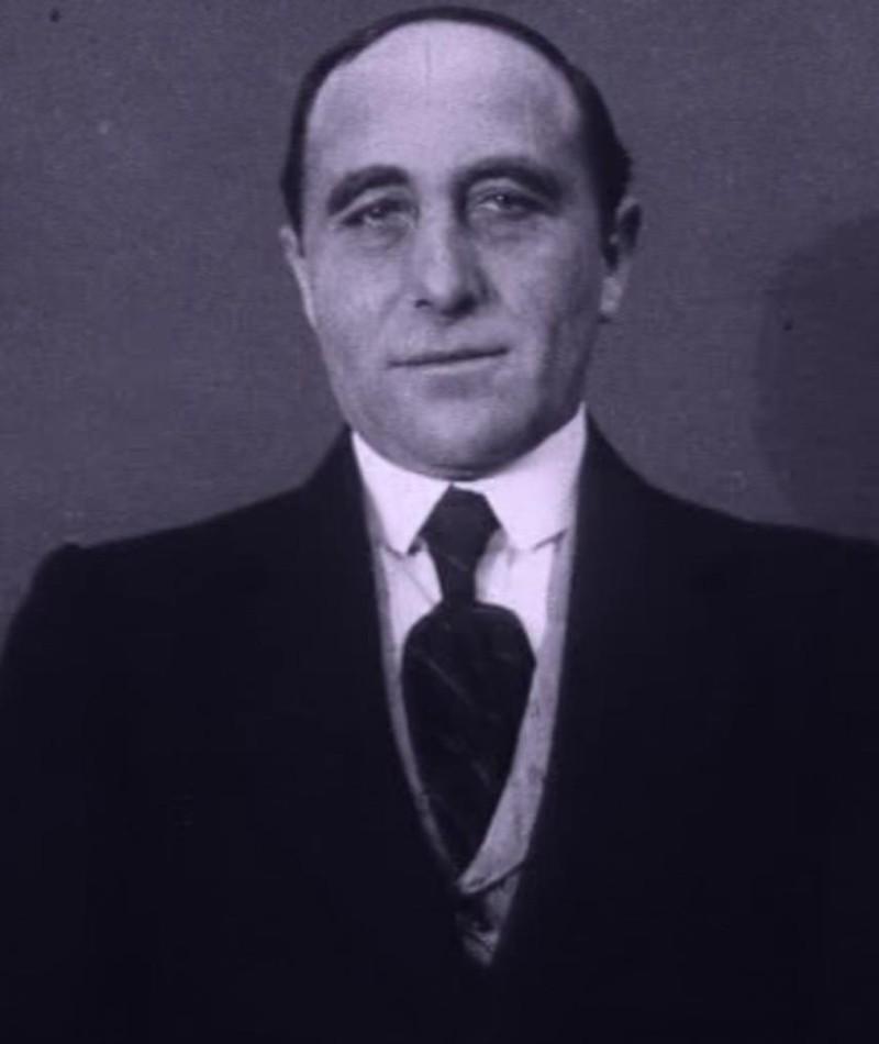 Photo of Edmund Breon
