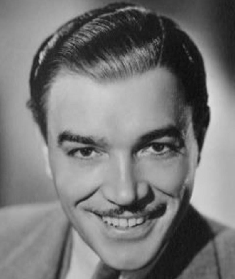 Photo of Walter Abel