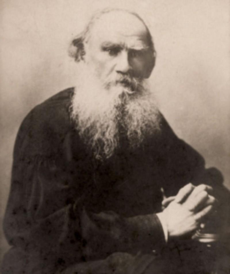 Photo of Leo Tolstoy