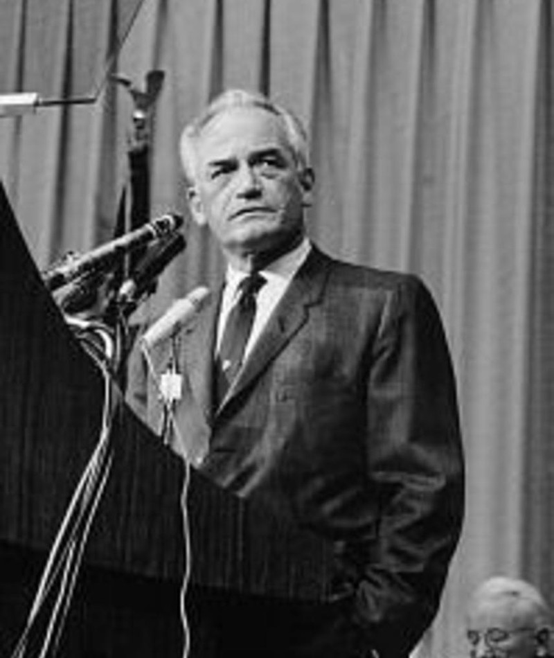 Photo of Barry Goldwater