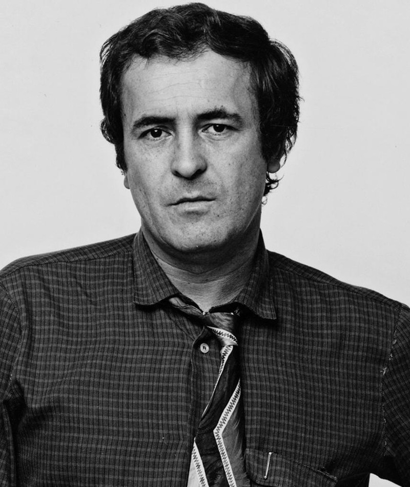 Photo of Bernardo Bertolucci