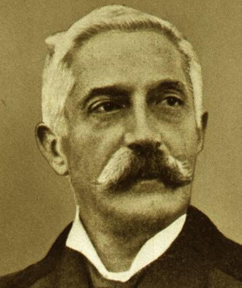 Photo of Giovanni Verga