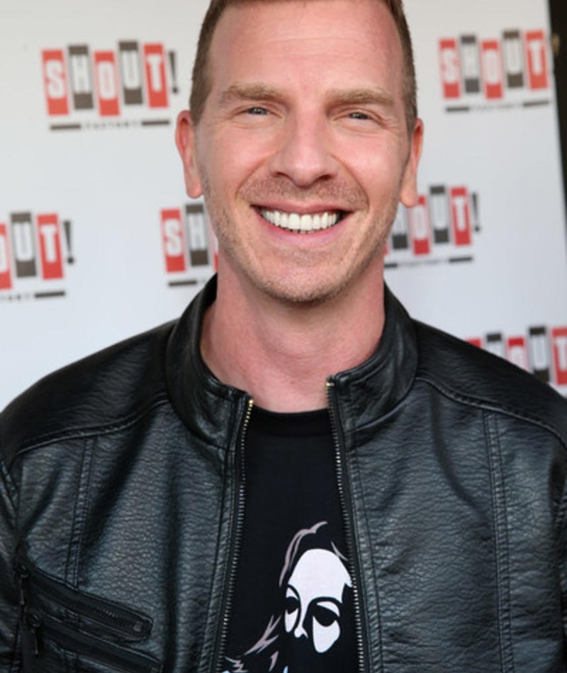 Photo of Mark Pavia