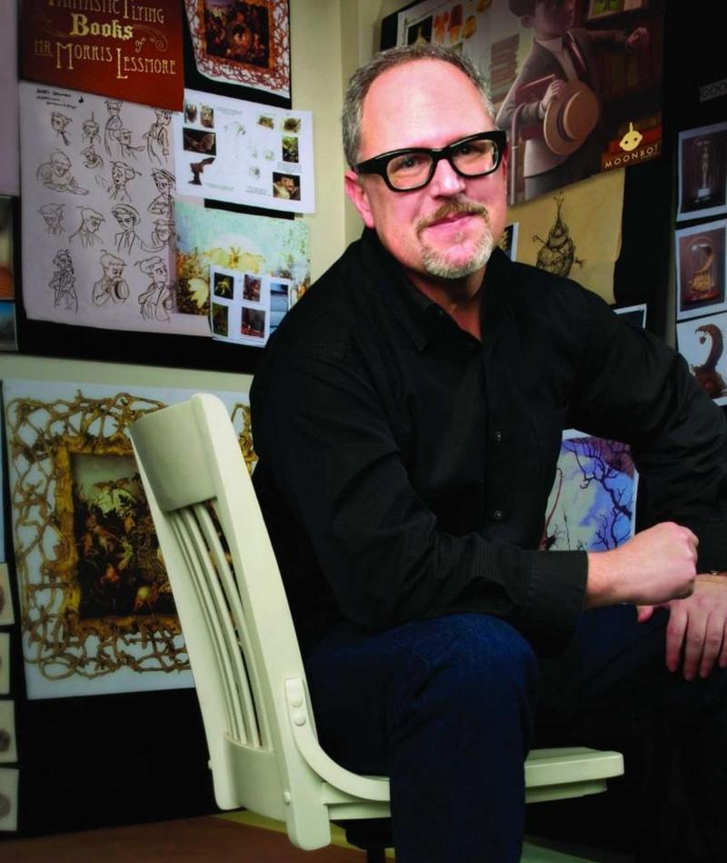 Photo of William Joyce