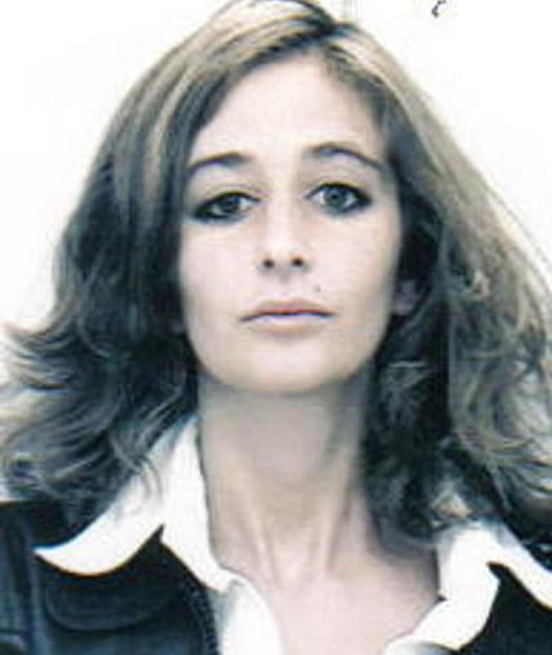 Photo of Claudine Natkin