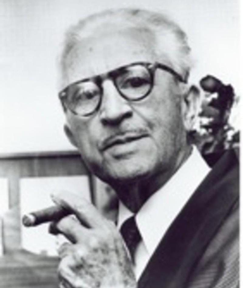 Photo of Otto A. Harbach