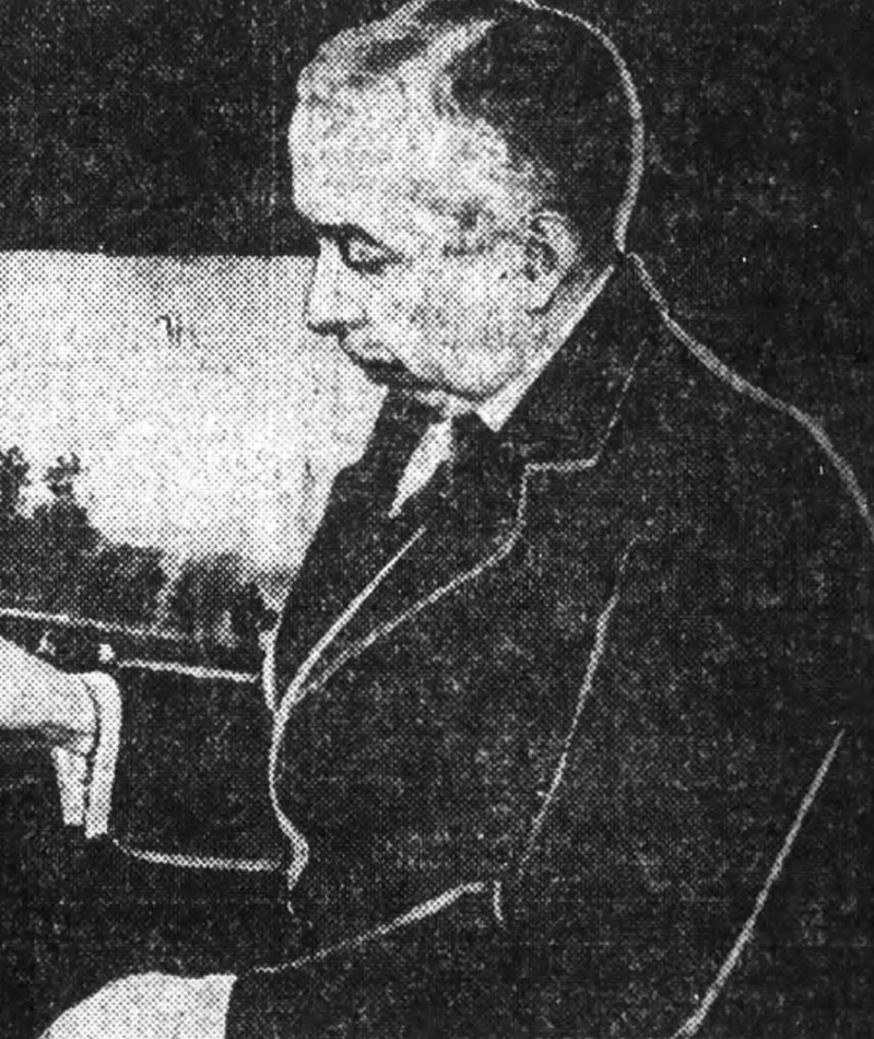 Photo of Paul Armont