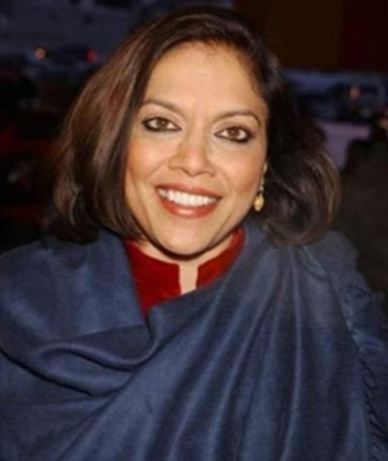 Photo of Mira Nair