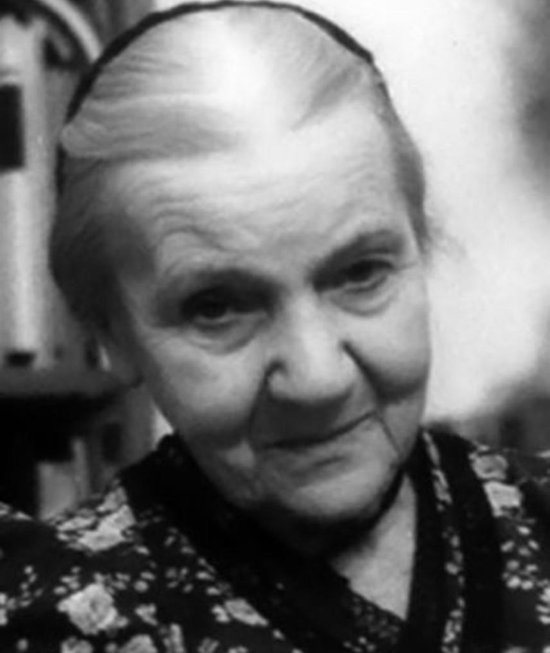 Photo of Irena Byrska