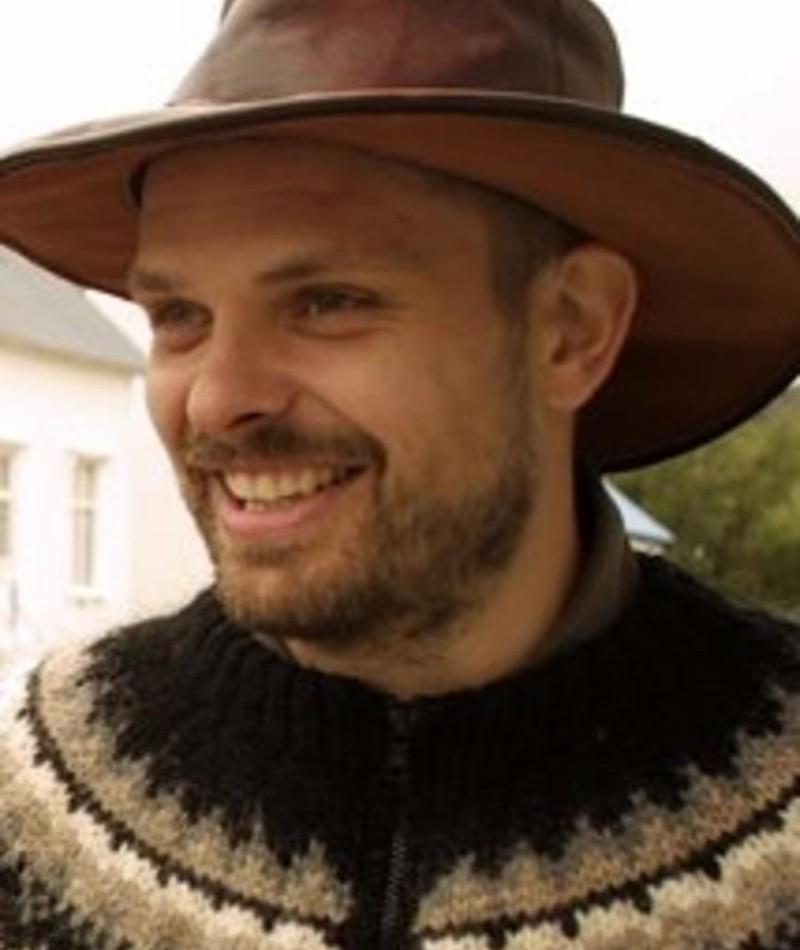 Photo of Óskar Thór Axelsson