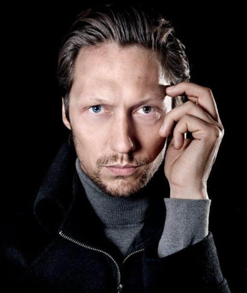 Photo of Simon J. Berger