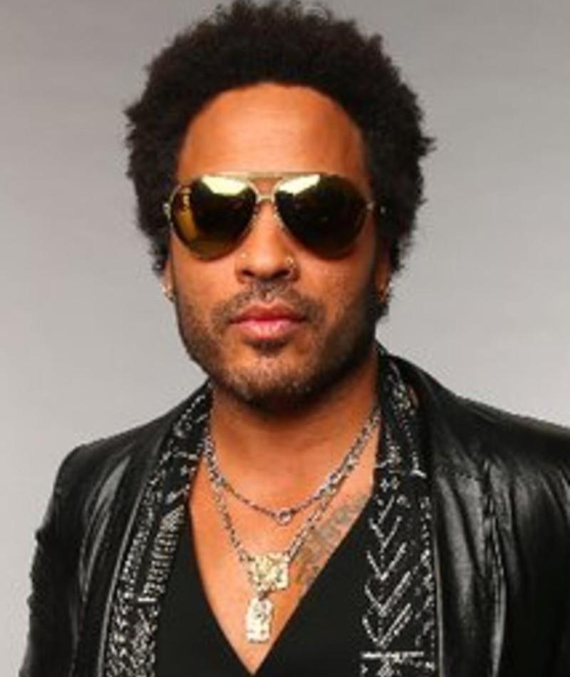Photo of Lenny Kravitz