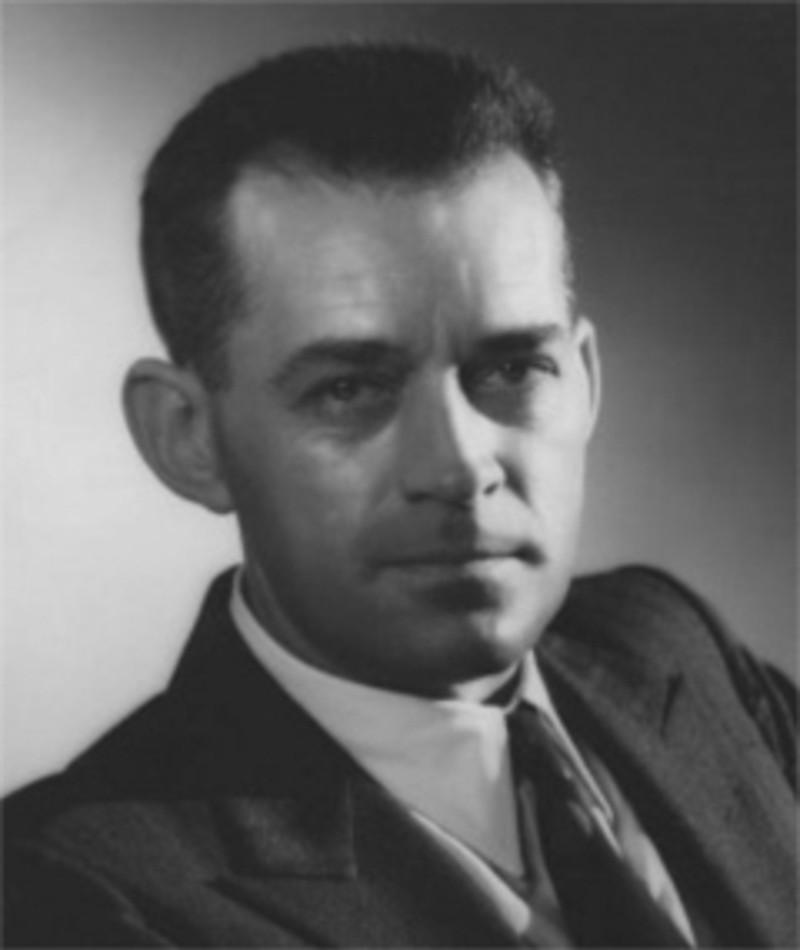 Photo of W.S. Van Dyke