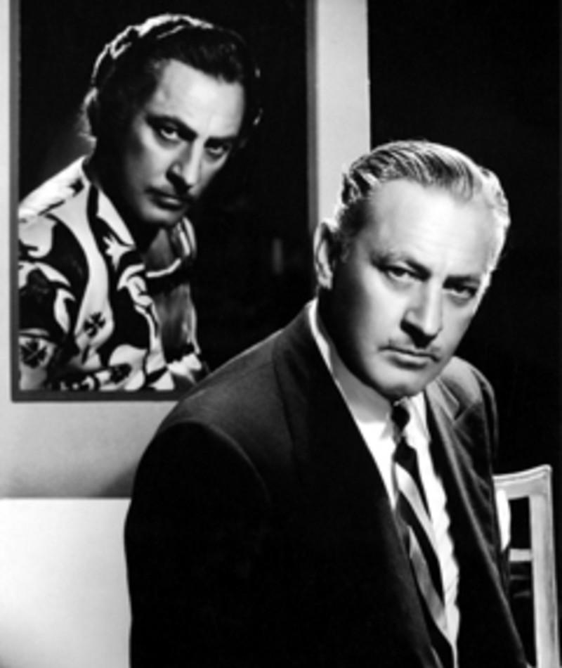 Photo of John Barrymore
