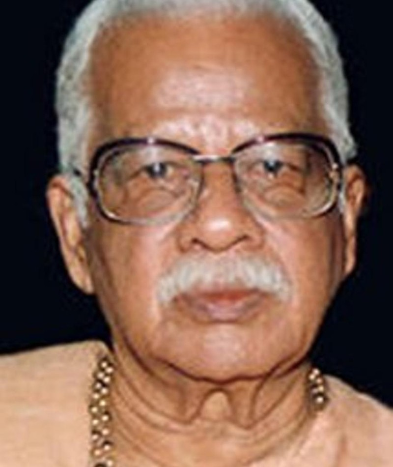 Photo of Thikkurisi Sukumaran Nair