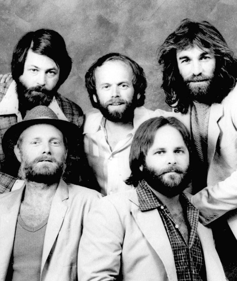 Foto van The Beach Boys