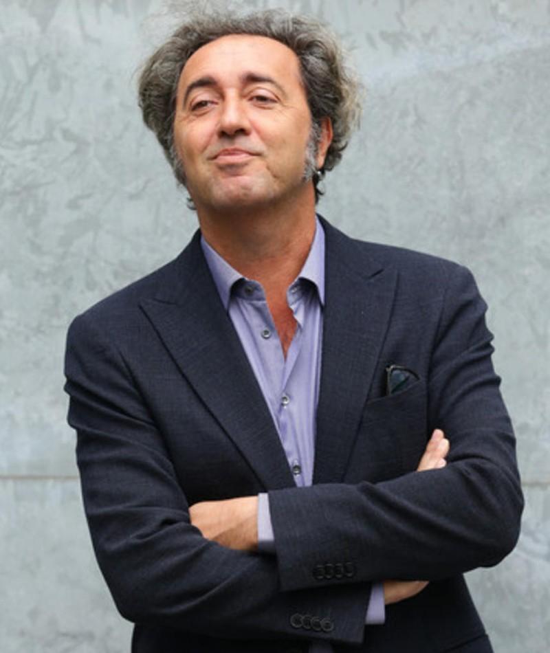 Photo of Paolo Sorrentino