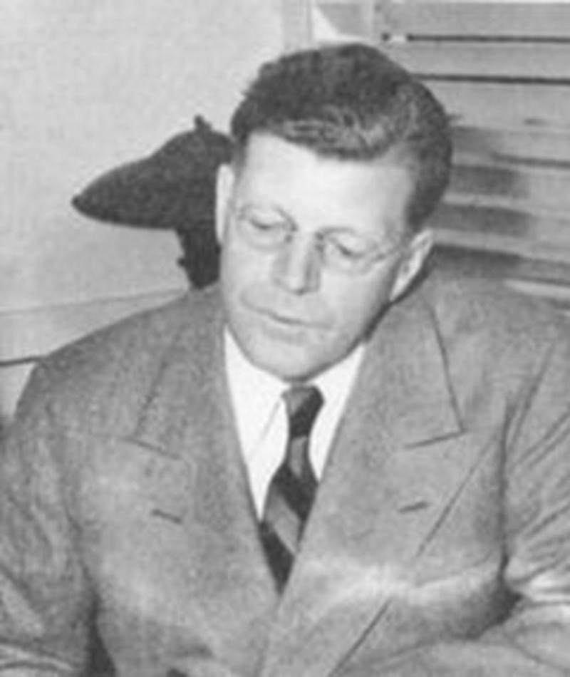 Photo of Fred Quimby