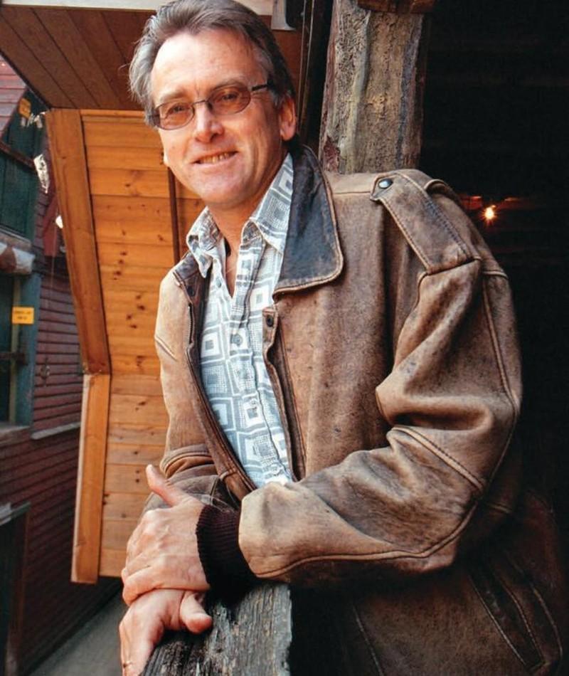 Photo of Gunnar Staalesen