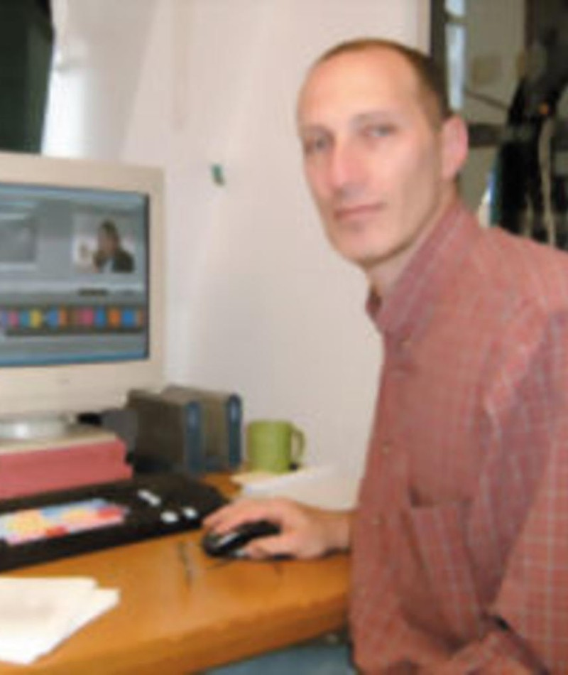 Photo of Paul Oremland