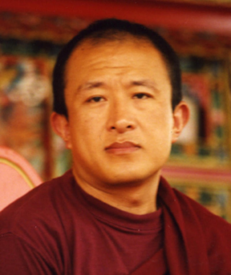 Photo of Khyentse Norbu