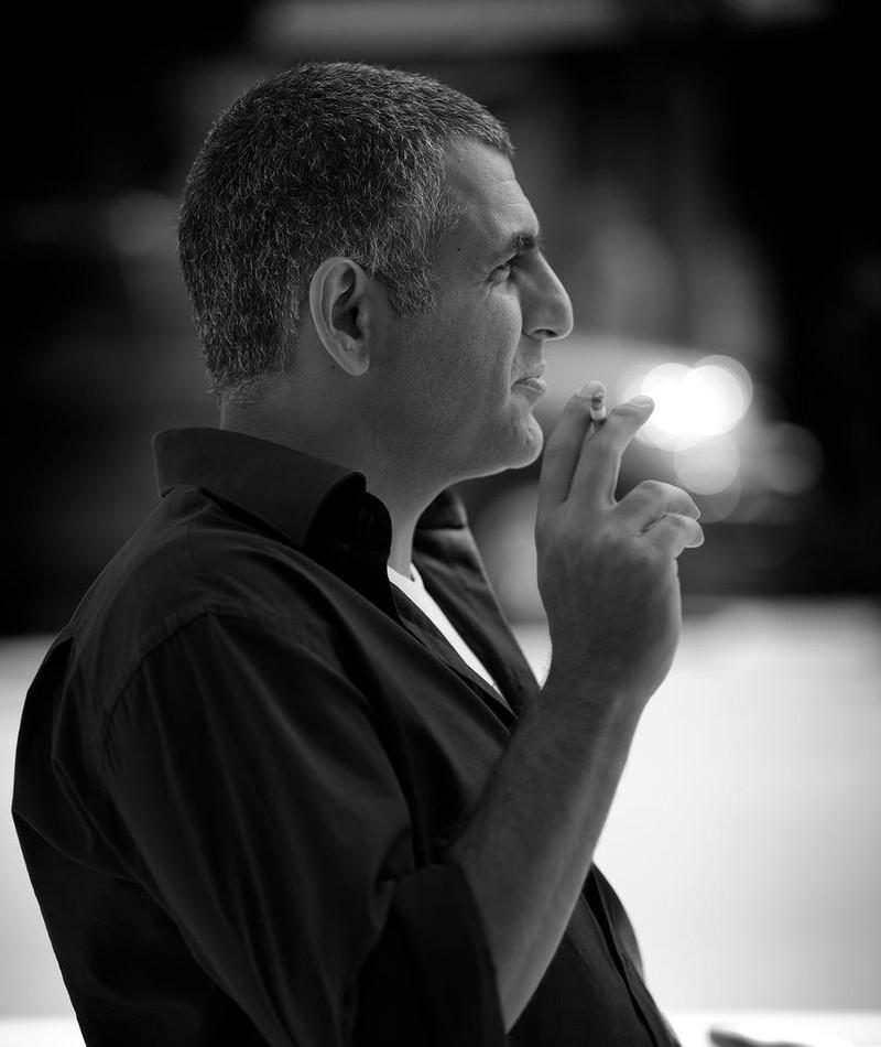Photo of Mani Haghighi